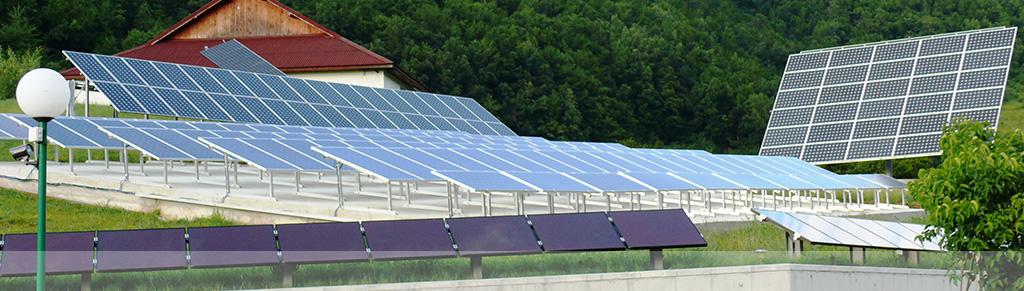 Поддръжка на слънчеви централи