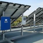 84kW Соларна централа на покрив снимка 35