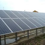 96kW Соларна централа на земя снимка 13