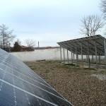 96kW Соларна централа на земя снимка 11