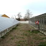 96kW Соларна централа на земя снимка 25