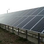 96kW Соларна централа на земя снимка 23