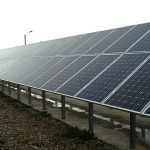 96kW Соларна централа на земя снимка 9