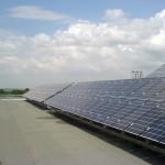 84kW Соларна централа на покрив снимка 28