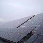84kW Соларна централа на покрив снимка 23