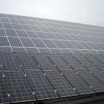 84kW Соларна централа на покрив снимка 2