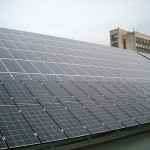 84kW Соларна централа на покрив снимка 21
