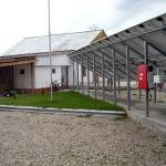 96kW Соларна централа на земя снимка 20