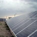 96kW Соларна централа на земя снимка 18