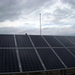 96kW Соларна централа на земя снимка 17