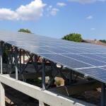 24kW Соларна централа на единична конструкция снимка 7