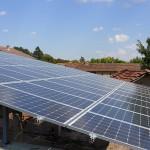 24kW Соларна централа на единична конструкция снимка 17