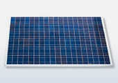 Poly-crystalline PV modules