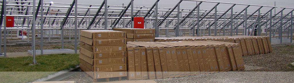 Доставка на соларни модули, инвертори и компоненти за цялостно изграждане на фотоволтаични електроцентрали