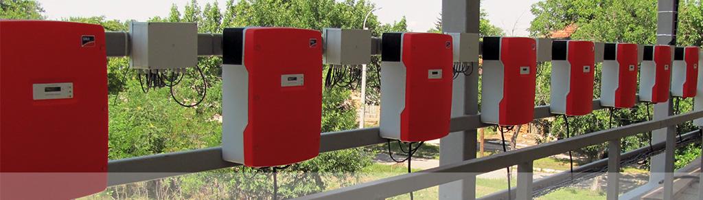 Соларни (фотоволтаични) инвертори