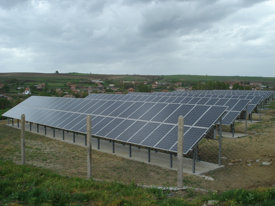 Solar power plant pdf