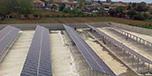 170kW Соларна централа на земя и покрив