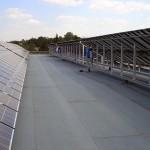 84kW Соларна централа на покрив снимка 20