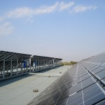84kW Roof-mounted solar power plant image 39