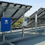 84kW Roof-mounted solar power plant image 35