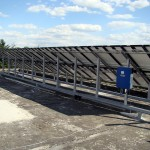 84kW Roof-mounted solar power plant image 33