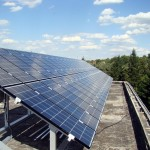 84kW Roof-mounted solar power plant image 12