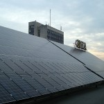 84kW Roof-mounted solar power plant image 11
