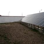 96kW Соларна централа на земя снимка 15