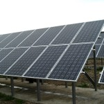 96kW Соларна централа на земя снимка 14