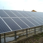 96kW Соларна централа на земя снимка 27