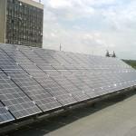 84kW Соларна централа на покрив снимка 29