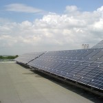 84kW Roof-mounted solar power plant image 28