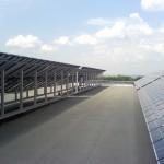 84kW Соларна централа на покрив снимка 27