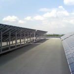 84kW Roof-mounted solar power plant image 7