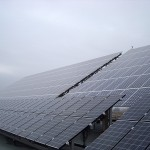 84kW Соларна централа на покрив снимка 3