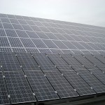 84kW Roof-mounted solar power plant image 2