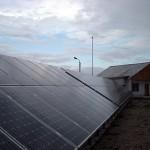96kW Соларна централа на земя снимка 6