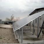 96kW Соларна централа на земя снимка 4