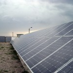 96kW Соларна централа на земя снимка 3