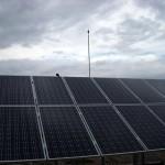 96kW Соларна централа на земя снимка 2