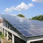 24kW Соларна централа на единична конструкция снимка 24