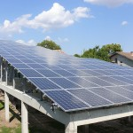 24kW Соларна централа на единична конструкция снимка 11