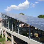 24kW Соларна централа на единична конструкция снимка 8