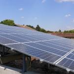 24kW Соларна централа на единична конструкция снимка 18
