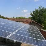 24kW Соларна централа на единична конструкция снимка 4