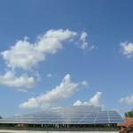 24kW Соларна централа на единична конструкция снимка 2