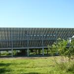 63kW Соларна централа на единична конструкция снимка 3