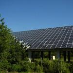 63kW Соларна централа на единична конструкция снимка 1