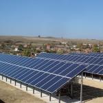 72kW Ground mounted solar power plant image 1