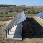 72kW Ground mounted solar power plant image 4